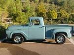 1957 FORD F-100 PICKUP - Front 3/4 - 101721