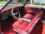 1967 CHEVROLET IMPALA SS CONVERTIBLE - Interior - 101723