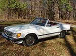 1987 MERCEDES-BENZ 560SL CONVERTIBLE - 101753