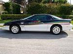 1993 CHEVROLET CAMARO INDY PACE CAR 2 DOOR COUPE - Side Profile - 101755