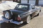 1956 FORD THUNDERBIRD CONVERTIBLE - Rear 3/4 - 101760