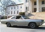 1969 PLYMOUTH ROAD RUNNER 2 DOOR SEDAN - Side Profile - 101780