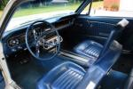 1965 FORD MUSTANG 2 DOOR COUPE - Interior - 101791