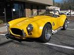 1967 SHELBY COBRA RE-CREATION CONVERTIBLE - Front 3/4 - 101793