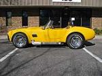 1967 SHELBY COBRA RE-CREATION CONVERTIBLE - Side Profile - 101793