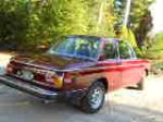 1974 BMW 2002TII 2 DOOR HARDTOP - Rear 3/4 - 101796