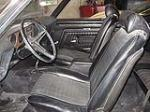 1970 PONTIAC GTO RE-CREATION CONVERTIBLE - Interior - 101963