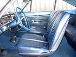 1967 PLYMOUTH GTX 2 DOOR COUPE - Interior - 101964