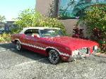 1971 OLDSMOBILE CUTLASS SUPREME CONVERTIBLE - Front 3/4 - 101977