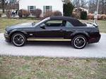 2007 FORD SHELBY GT-H CONVERTIBLE - Side Profile - 101988