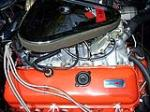 1967 CHEVROLET CORVETTE CONVERTIBLE - Engine - 101995