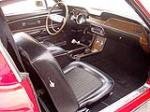 1968 SHELBY GT500 FASTBACK - Interior - 102032