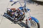2010 ORANGE COUNTY CHOPPERS CUSTOM CHOPPER - Front 3/4 - 102067