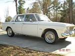 1964 STUDEBAKER 4 DOOR SEDAN - 102073