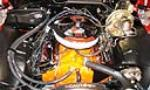 1967 CHEVROLET CHEVELLE SS 396 CONVERTIBLE - Engine - 102104