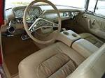 1957 CHEVROLET BEL AIR CUSTOM 2 DOOR COUPE - Interior - 102120