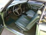 1969 PONTIAC GTO JUDGE 2 DOOR HARDTOP - Interior - 102124
