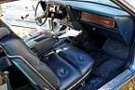 1973 FORD THUNDERBIRD 2 DOOR COUPE - Interior - 102127