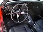 1969 CHEVROLET CORVETTE CONVERTIBLE - Interior - 102141