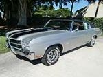 1970 CHEVROLET CHEVELLE SS 396 COUPE - Front 3/4 - 102262