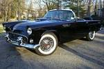 1956 FORD THUNDERBIRD CONVERTIBLE - Front 3/4 - 102295