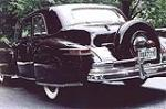 1946 LINCOLN CONTINENTAL COUPE - Rear 3/4 - 102317
