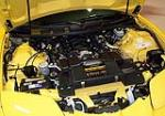 2002 PONTIAC FIREBIRD TRANS AM CONVERTIBLE - Engine - 102833