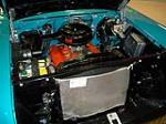 1957 CHEVROLET BEL AIR 2 DOOR HARDTOP - Engine - 102873