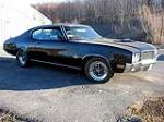 1970 BUICK GS 455 STAGE 1 COUPE - Front 3/4 - 103013