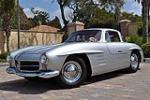 1955 GULLWING REPLICA - Front 3/4 - 103173