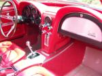 1967 CHEVROLET CORVETTE COUPE - Interior - 103813