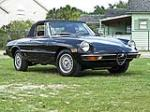 1976 ALFA ROMEO SPIDER CONVERTIBLE - Front 3/4 - 104173
