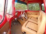 1955 CHEVROLET 3100 CUSTOM PICKUP - Interior - 108162