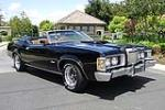 1973 MERCURY COUGAR XR7 CONVERTIBLE - Front 3/4 - 108186