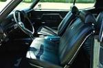 1970 CHEVROLET CHEVELLE 2 DOOR HARDTOP - Interior - 108191