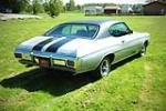 1970 CHEVROLET CHEVELLE 2 DOOR HARDTOP - Rear 3/4 - 108191