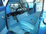 1970 CHEVROLET CUSTOM 4X4 PICKUP - Interior - 108236