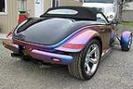 2000 PLYMOUTH PROWLER CUSTOM CONVERTIBLE - Rear 3/4 - 108276