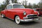 1951 CHEVROLET STYLELINE 2 DOOR CUSTOM COUPE - Front 3/4 - 108278