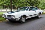1970 OLDSMOBILE CUTLASS 2 DOOR CUSTOM COUPE - Front 3/4 - 108432