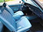 1970 OLDSMOBILE CUTLASS 2 DOOR CUSTOM COUPE - Interior - 108432