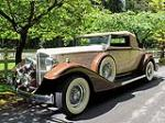 1933 PACKARD ROADSTER RE-CREATION - Front 3/4 - 108440