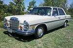 1970 MERCEDES-BENZ 280SE 4 DOOR SEDAN - Front 3/4 - 108445