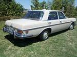 1970 MERCEDES-BENZ 280SE 4 DOOR SEDAN - Rear 3/4 - 108445