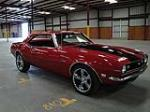 1968 CHEVROLET CAMARO 2 DOOR CUSTOM COUPE - Front 3/4 - 108456