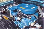 1968 FORD MUSTANG GT FASTBACK - Engine - 108461