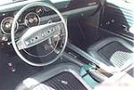 1968 FORD MUSTANG GT FASTBACK - Interior - 108461