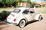 1971 VOLKSWAGEN SUPER BEETLE 2 DOOR - Rear 3/4 - 108471