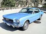 1965 FORD MUSTANG 2 DOOR COUPE - Front 3/4 - 108694