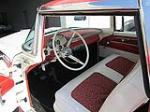 1956 FORD CROWN VICTORIA 2 DOOR HARDTOP - Interior - 108703